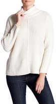 Cotton Emporium Seamed Turtleneck