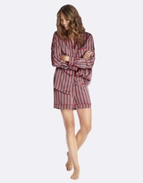Silk Stripe Pyjama Set