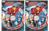 """Marvel Mighty Avengers (2 Pack) 96 pg Coloring & Activity Book """"Heroes Join Forces"""""""