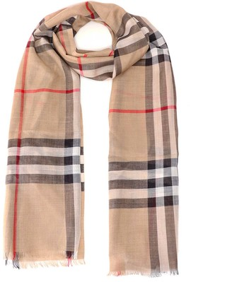 Burberry Lightweight Vintage Check Scarf
