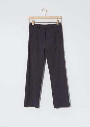6397 Wool Seamed Trouser