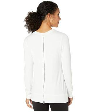 Soybu Acute Pullover (White) Women's Clothing