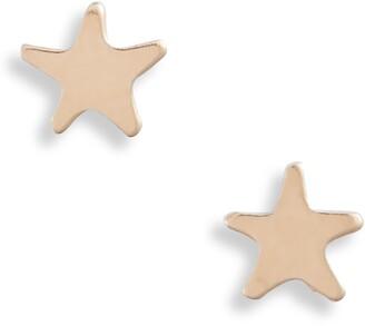 Set & Stones Scarlett Star Stud Earrings