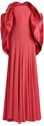 Alexis Mabille Off-The-Shoulder Gown