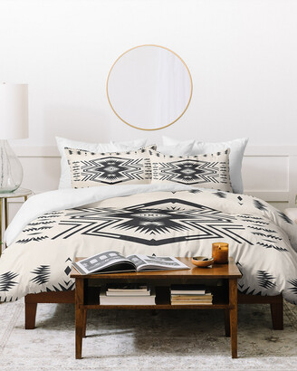 Deny Designs Holli Zollinger Colorado Canvas Duvet Cover Set