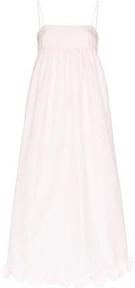 Cecilie Bahnsen Kristal flared dress