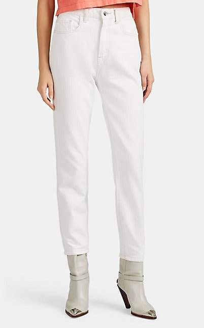 Jordache Women's Slim-Straight Jeans - White