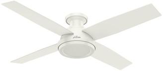 """Hunter Fan Company 52"""" Dempsey Low Profile Ceiling Fan + Remote, Fre"""