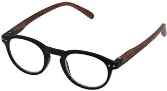 Peepers Unisex-Adult Style Eleven - Black/brown 2529225 Rectangular Reading Glasses Black & Brown 2.25