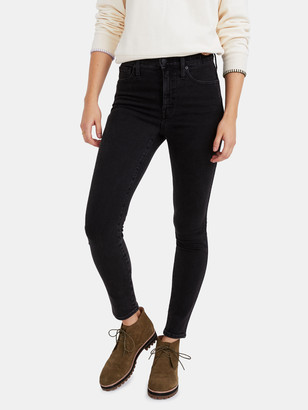 Madewell 10 High-Rise Skinny Jeans