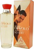 Antonio Banderas Diavolo So Sexy By For Women. Eau De Toilette Spray 3.4-Ounces
