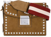 Bally small Grimoire shoulder bag - women - Cotton/Leather - One Size