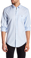 Gant Fairway Oxford Breton Regular Fit Shirt