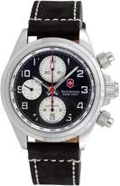 Victorinox Men's Chrono Pro Leather Strap Watch V251187