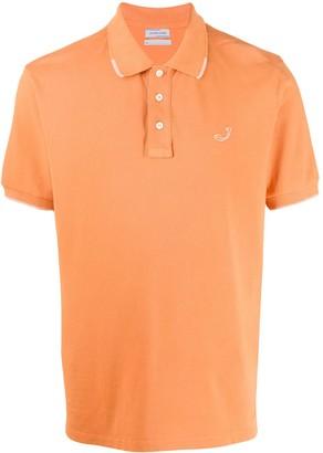 Jacob Cohen Contrasting Details Polo Shirt