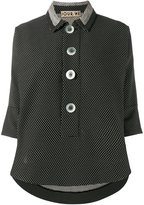 Jour/Né - patterned shirt - women - Cotton/Polyester - 34
