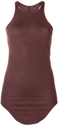 Rick Owens Lilies sleeveless tank top