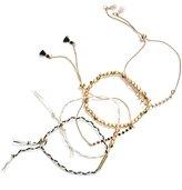 GUESS Women's Brit Friendship Bracelet Set
