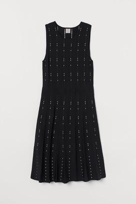 H&M Knit Dress - Black
