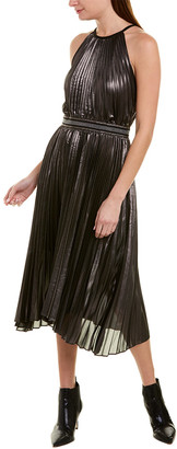 Bailey 44 Pleated A-Line Dress