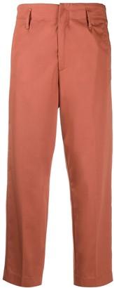 Forte Forte straight-leg trousers