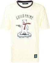 GUILD PRIME printed T-shirt - men - Cotton - 2