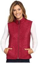 Woolrich Andes Printed Fleece Vest