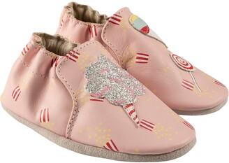 Robeez Dolce Leather Slip-On Shoe