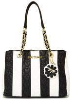 Betsey Johnson Be Mine Chain Shoulder Bag