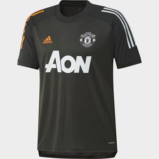 adidas Men's Manchester United Training Soccer Jersey