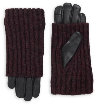 Carolina Amato Knitted Tech Gloves