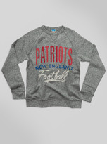 Junk Food Clothing Kids Nfl New England Patriots Sweatshirt-heather Grey-m