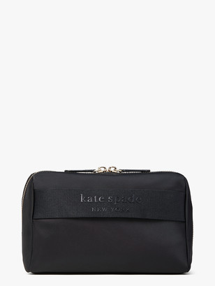 Kate Spade Journey Nylon Travel Cosmetic Case