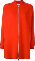 P.A.R.O.S.H. zip jacket - women - Wool - XS