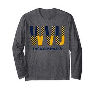 NCAA West Virginia Mountaineers Women's Long sleeve RYLWV10