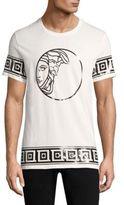 Versace Medusa Foil Cotton T-Shirt