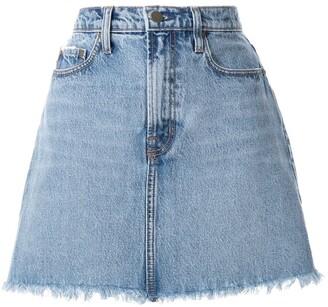 Nobody Denim Piper denim skirt