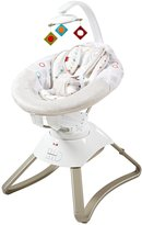 Fisher-Price Soothing Motions Seat - White/Grey
