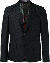 Paul Smith geometric pattern blazer