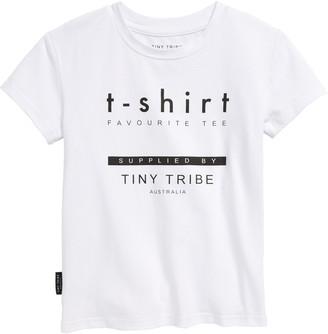 TINY TRIBE Graphic Tee