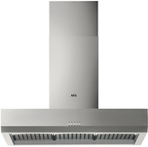 AEG DBB2160M Chimney Cooker Hood, Stainless Steel