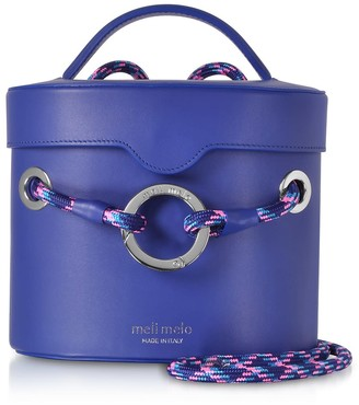 Meli-Melo Majorelle Blue Nancy Shoulder Bag