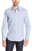 Robert Graham Men's X Marks the Spot Long Sleeve Button-Down Shirt
