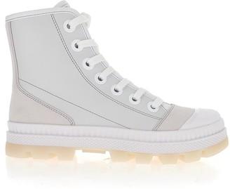 Jimmy Choo Nord High-Top Sneakers