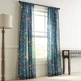 Pier 1 Imports Woodland Critters Sheer Curtain
