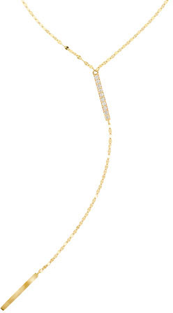 Lana Flawless Vol. 6 14K Long Diamond Lariat Necklace