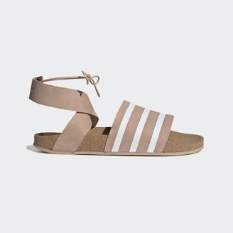 adidas Adilette Ankle Wrap Sandals