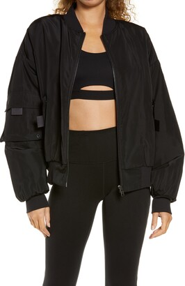 Alo It Girl Bomber Jacket