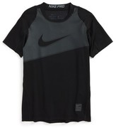Nike Boy's Gfx Pro Cool Fitted T-Shirt