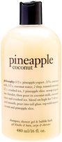 philosophy Pineapple Coconut 16-Oz. 3-in-1 Shampoo Shower Gel & Bubble Bath